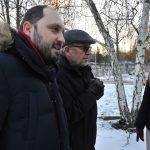 Pomník připomíná místo zatčení chartistů v Praze 6