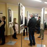Vernisáž výstavy Ve znamení tří deklarací v Českých Budějovicích