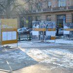 Výstava Nemohli jsme mlčet. Lidé Charty 77 na Vítězném náměstí