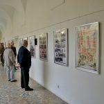 Výstava Ještě jsme ve válce v v Knihovně Václava Štecha ve Slaném