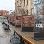 Výstava Československý exil 20. století v Českých Budějovicích