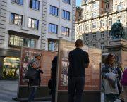 Výstava Československý exil 20. století v Praze