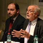 Profesor Oliver Rathkolb (Vídeň 18.10.2016)