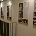 Výstava Ve znamení tří deklarací v univerzitní knihovně ve Vídni 18.10.2016