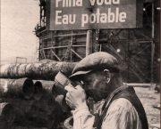 """""""Pro nás pracuje celá Evropa"""". Dokumentace nacistické nucené práce ve fotoarchivu Sudetenländische Treibstoffwerke AG"""