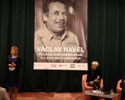 Výstava Václav Havel – Politika a svědomí v Tiraně