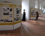 Výstava Diktatura versus naděje v Klatovech