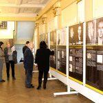 Výstava Židé v gulagu v Židovském muzeu v Rize