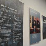 Výstava Václav Havel - Politika a svědomí v Muzeu nové generace ve Žďáru nad Sázavou