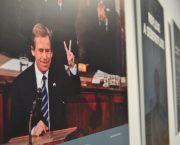 Výstava Václav Havel – Politika a svědomí v Muzeu nové generace ve Žďáru nad Sázavou
