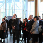 Vernisáž výstavy Židé v gulagu v Muzeu okupace v Tallinnu