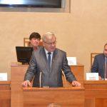 Zahájení konference - místopředseda Senátu Parlamentu ČR Ivo Bárek