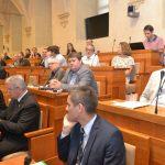 Zahájení konference u příležitosti 10. výročí přijetí zákona o vzniku ÚSTR a ABS