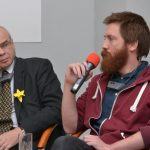 Dariusz Stola a Dawid Wildstein