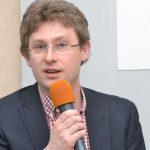 Historik Michal Frankl z Historického ústavu AV ČR