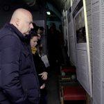 Výstava Ve znamení tří deklarací v v brněnském Atomovém krytu 10-Z