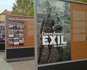 Výstava Československý exil 20. století v pražských Modřanech