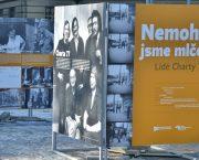 Výstava Nemohli jsme mlčet. Lidé Charty 77 v rámci festivalu Zlínské jaro