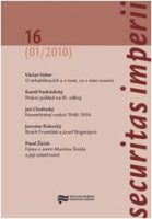 Securitas Imperii 16 (01/2010)