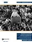 Martin Valenta: Revoluce na pořadu dne. Kritická teorie Frankfurtské školy a její recepce v německém protestním levicovém hnutí šedesátých let dvacátého století, Frakci Rudé armády a německé straně Zelených: diskursivní analýza