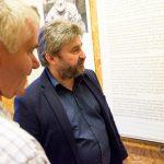Vernisáž německé verze výstavy Ještě jsme ve válce