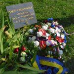 Pamětní deska Marie Charouskové na pražském Klárově