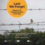 Gillian Purves (ed.): Lest We Forget. Memory of Totalitarianism in Europe. A Reader for Older Secondary School Students Anywhere in Europe
