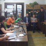 Oficiální předání kartotečních záznamů Čechoslováků vězněných v sovětských táborech GUPVI