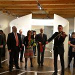 Vernisáž výstavy Případ Světlana v Rožnově pod Radhoštěm