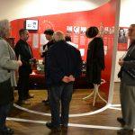 Vernisáž výstavy Případ Světlana ve Valašském muzeu v přírodě v Rožnově pod Radhoštěm