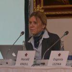 Evgenia Lezina (Panel 1)