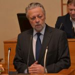 Zahájení konference v Senátu 3. 11. (František Bublan)