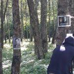 Čechoslováci v Gulagu - natáčení na Ukrajině