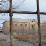 Sídlo Stěplagu v Kazachstánu