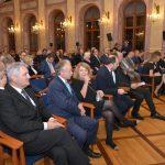 Slavnostní předání Cen ÚSTR za svobodu, demokracii a lidská práva 2017 se konalo pod záštitou předsedy Senátu