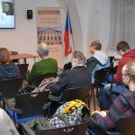 Přednáška Československé ženy v koncentračním táboře Ravensbrück, 7. 12. 2017