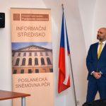 Seminář uvedl ředitel Parlamentní knihovny Ondřej Tikovský
