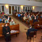 Prezentace knihy v Husově sboru na Vinohradech