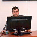 Přednášející Jaromír Mrňka