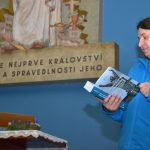 Autor knihy o perzekuci CČS(H) Martin Jindra
