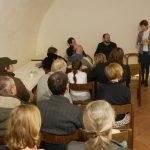 Vernisáž výstavy Václav Havel - Politika a svědomí v Boskovicích