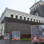 Výstava Komunismus a jeho epocha na náměstí Jiřího z Poděbrad v Praze