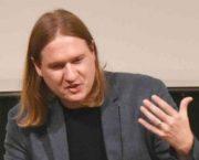 Historik Jakub Šlouf přednášel v Západočeské galerii