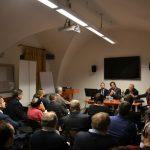 Prezentace knihy Jurije Fjodorova, 1. února 2018, Informační středisko Poslanecké sněmovny