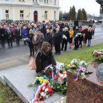 Ředitelka odboru výzkumu a vzdělávání ÚSTR Blanka Mouralová vzdala úctu Janu Palachovi