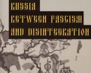 "Spolupořádáme prezentaci knihy Jurije Fjodorova ""Russia between Fascism and Disintegration"""