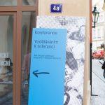 Konference se konala v Akademickém konferenčním centru v Praze