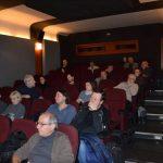 Promítání filmu Lidové milice, 22.2.2018, Kino Evald