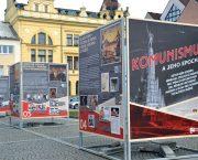 Výstava Komunismus a jeho epocha ve Vysokém Mýtě
