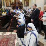 Ředitel ÚSTR Zdeněk Hazdra se poklonil památce kardinála Berana v Bazilice Panny Marie na Strahově
